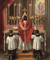 The Advent of the Latin Mass in Our Parish