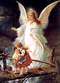 Celebrating the Feast of the Guardian Angels