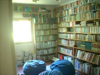 A Bibliophile's Dream
