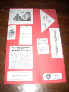 Viking Lapbook