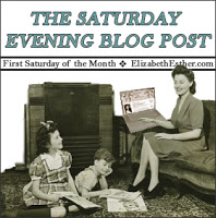 Saturday Evening Blog Post, Vol 3, Issue 5