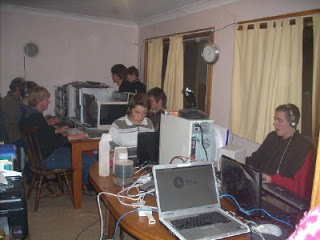 Hosting a LAN Party