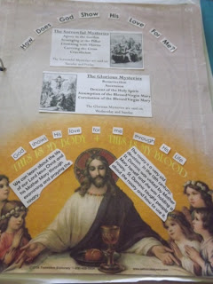 Creating a Rosary Notebook