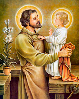 Celebrating the Feast of St Joseph