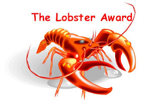 The Lobster Award – An Award with a Difference