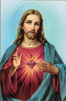 June – Sacred Heart of Jesus