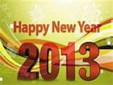 Happy New Year, 2013