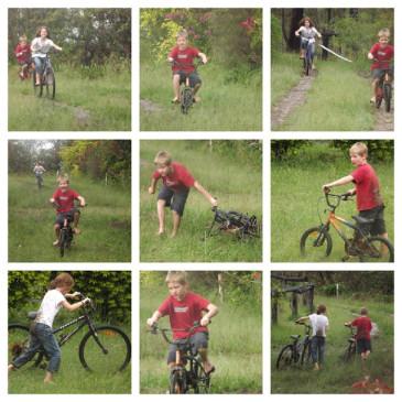 Mastering Bike Riding
