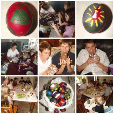 Celebrating Easter 2013
