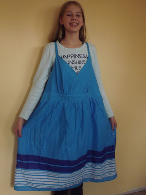 Dress To Apron