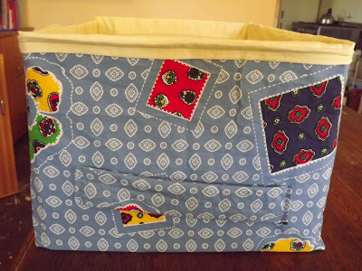 Fabric Bins