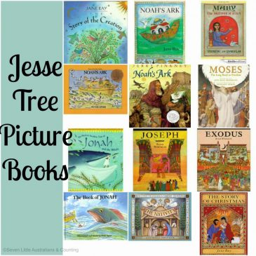 Jesse Tree in Picture Books
