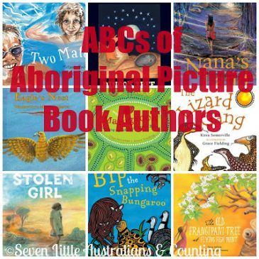ABC's of Aboriginal Picture Book Authors