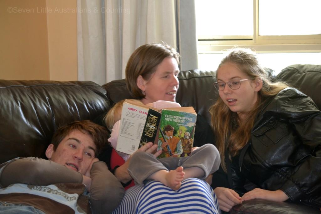 teens read 2