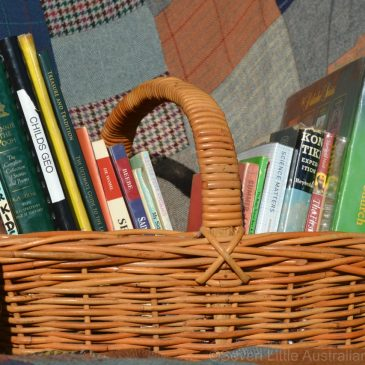 Our Reading Basket: Reminisces & Plans