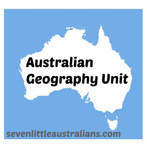 Australian Geography Unit