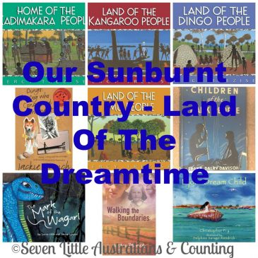Our Sunburnt Country – Land Of The Dreamtime