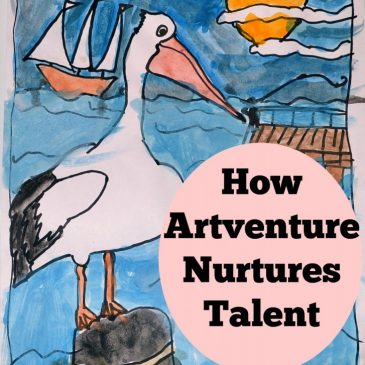 How Artventure Nurtures Talent