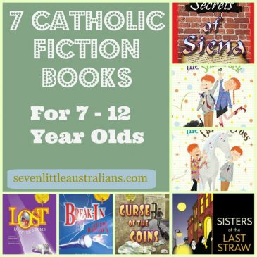 7 Catholic Fiction Books For 7 – 12 Year Olds