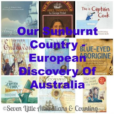 Our Sunburnt Country: European Discovery Of Australia