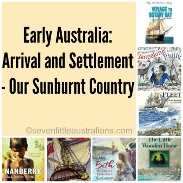 Early Australia, Arrival and Settlement: Our Sunburnt Country