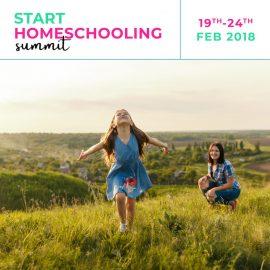 I'm Talking At…..The Start Homeschooling Summit