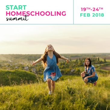 I'm Talking At…..The Start Homeschooling Summit