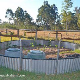 Creating A 'Trampoline' Garden