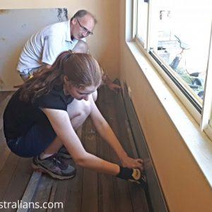 Flooring Another Bedroom