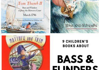 9 Children's Books About Bass & Flinders
