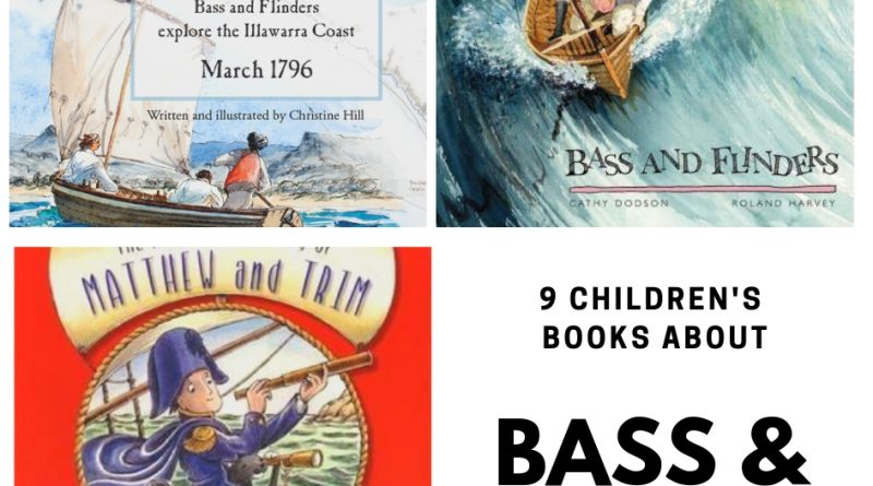9 Children's Books About Bass & Flinders