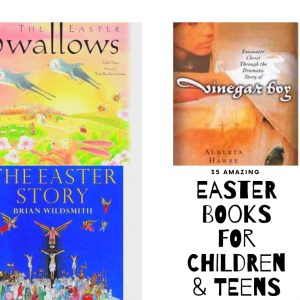35 Amazing Easter Books for Children & Teens