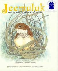 Jeemuluk The Young Noisy Scrub Bird