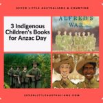 3 Indigenous Children's Books for Anzac Day