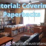 Covering Paperbacks With Book Plastic